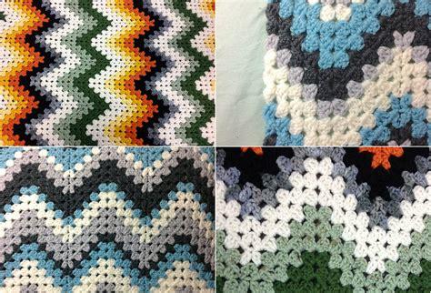 free pattern granny ripple afghan free pattern crochet granny ripple afghan diy smartly