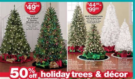 black friday artificial 9 ft christmas tree sales 28 best kmart trees on sale donner blitzen incorporated 6 1 2 pre lit kensington