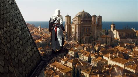 king s landing assassin s creed in king s landing youtube
