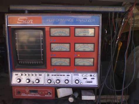 sun performance analyzer    custom
