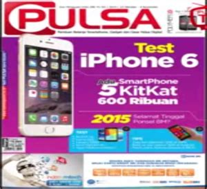 Hp Iphone Tabloid Pulsa iphone 6 di tabloid pulsa edisi 296 22 oktober 4 november