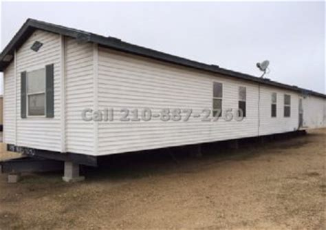 used 1 bedroom mobile homes for sale san antonio texas manufactured homes used single wide