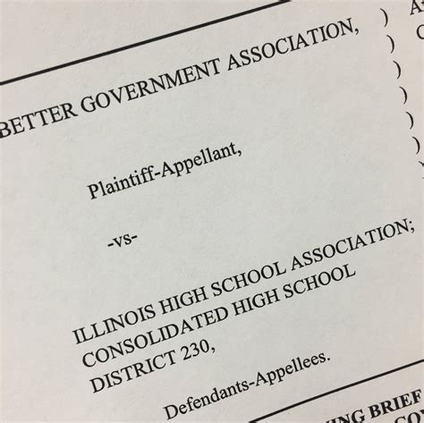 Illinois State Court Records Illinois Government Watchdog V Ihsa Records Goes To State S Highest Court
