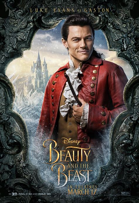 the beast beauty and the beast 2017 poster 7 trailer addict