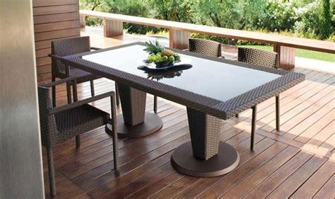 tavoli in plastica da esterno tavoli da esterno allungabili plastica