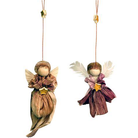 corn husk doll ornaments cornhusk ornament from colombia fair trade