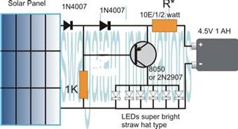 schematic for automatic emergency light get free image about wiring diagram