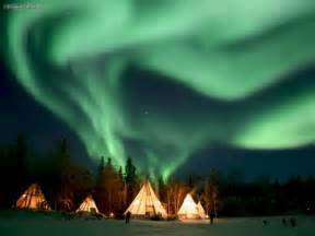 gumbo did you see them northern lights