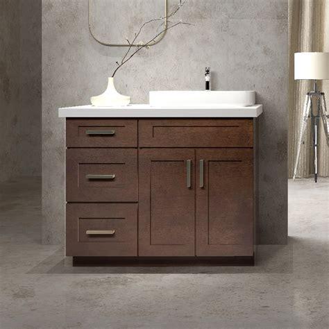 cowry vac shaker style bathroom vanity base with 15 in - Shaker Style Badezimmer Vanity
