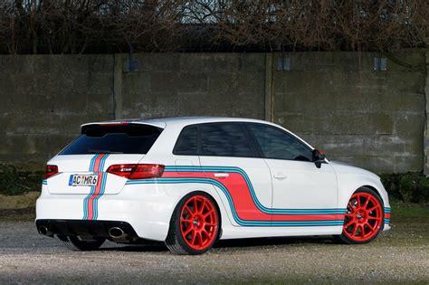 Martini Racing Design Aufkleber by Heiligschennis Een Audi Rs3 Met Martini Pyjama 535 Pk