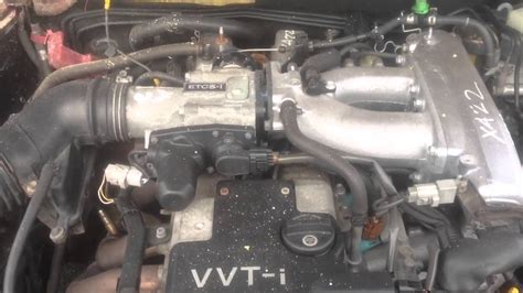 lexus gs300 engine lexus gs300 engine noise youtube