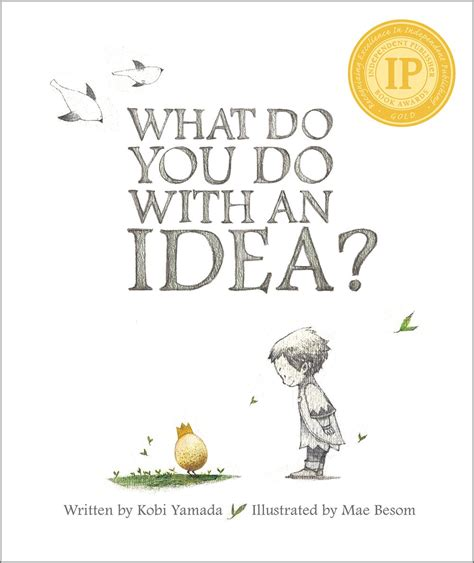 book ideas what do you do with an idea ispark toys