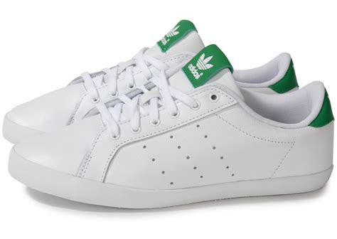 Jual Adidas Miss Stan nature adidas miss stan smith s white green wholesale