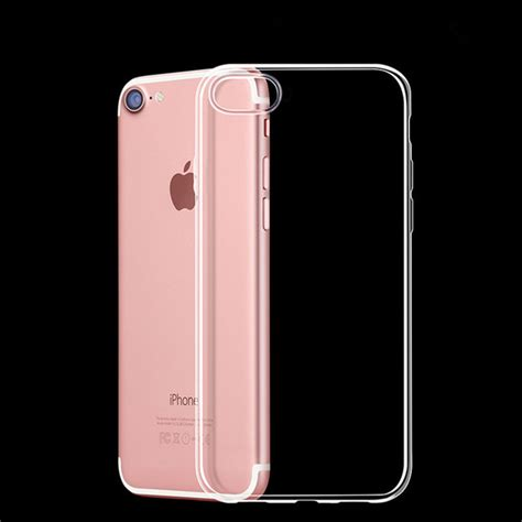 Op4624 For Iphone 7 Plus Soft Silicone Clear Anti Shock Knock Kode Bi 3 aliexpress buy for apple iphone 7 slim clear transparent soft tpu silicone