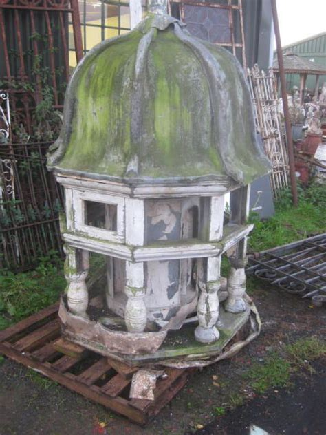 Antique Cupola 19th Century Farm Animals And What Is This On
