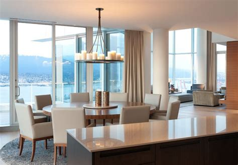 contemporary penthouse interior design in vancouver by fairmont pacific rim penthouse interior design by robert