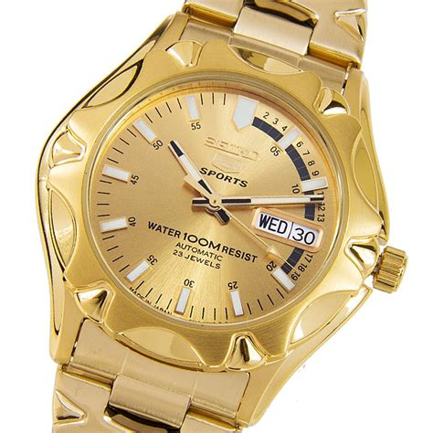 Seiko 5 Otomatis Japan japan seiko 5 sports mens automatic snz450j1 snz450
