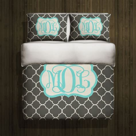 monogram comforter personalized bedding monogram duvet cover toddler