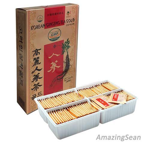 Korean Ginseng ginseng tea korea ginseng kgnf amazingsean