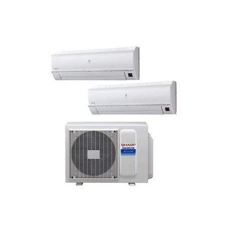 Ac Sharp Plasmacluster Eco Inverter pompes a chaleur unite exterieure bi split inverter