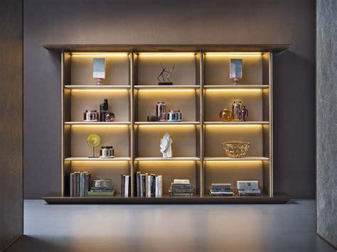 illuminazione libreria libreria con illuminazione kara libreria natevo