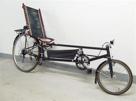 liege fahrrad liegevelo fateba schwarz liegerad liegefahrrad liege velo
