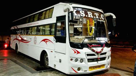 Ksrtc Sleeper Buses From Bangalore To Pune by Schumi0101 Sagara To Bangalore In Namma Nwkrtc Ksrtc