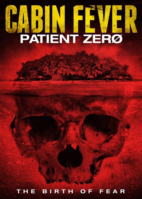 Cabin Fever 2014 by Cabin Fever Patient Zero 169 2014 Image Entertainment