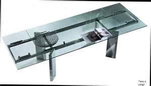 table ronde avec rallonge salle a table palomas