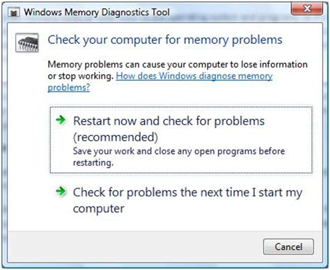 what is a ram in aputer is there in windows a memory diagnostics tool for ram