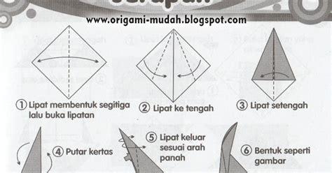 cara membuat origami jerapah cara membuat origami binatang jerapah