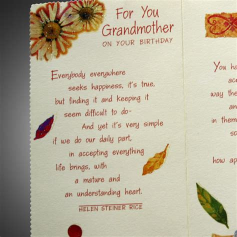 Birthday Greeting Cards For Grandfather Warm Birthday Greetings For Grandma Giftsmate