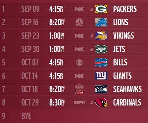 Calendario 49ers 49ers En Espa 241 Ol Calendario