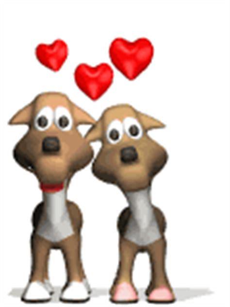 imagenes gif enamorados dibujos animados de perritos enamorados gifs de perritos