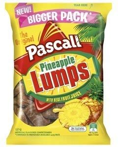Rebel Gift Card Coles - pineapple lumps 185g bag half price 2 coles ozbargain