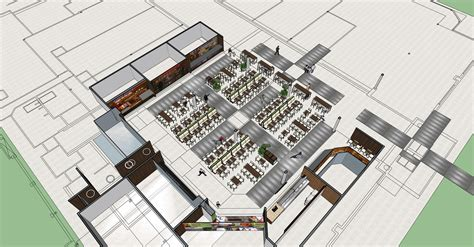 food court design dwg food court renovations cherry lane shopping centre
