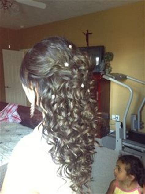15 Anos Hairstyles by Mis 15 Anos Hairstyles On Quinceanera