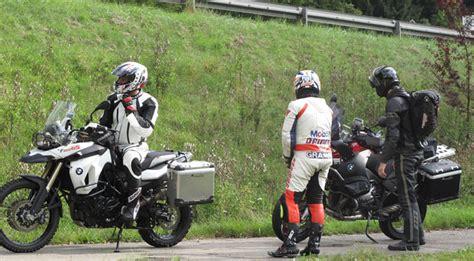 Motorrad Lederkombi Weiten by Bmw F 800 Gs Touratech Testbericht