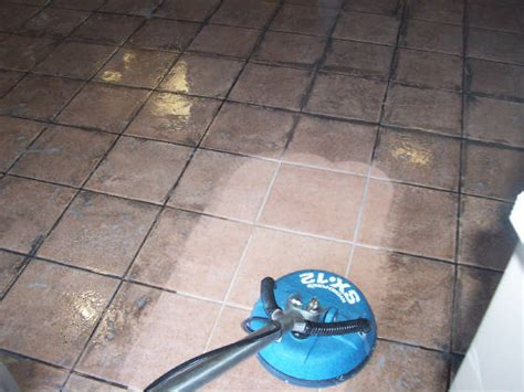 steam clean bathroom tiles tile grout cleaning