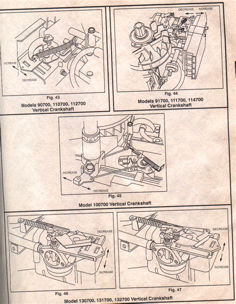 briggs and stratton governor linkage diagrams magnificent diagram of briggs and stratton lawn mower
