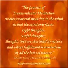 strength in stillness the power of transcendental meditation books maharishi quotes on world peace science and