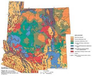arizona water table map ha 730 c regional summary