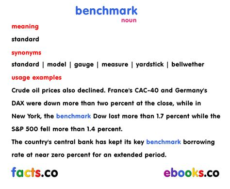 bench mark definition benchmark quotes quotesgram