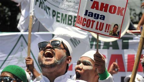 ahok novanto lbh jakarta fpi protest against law metro tempo co