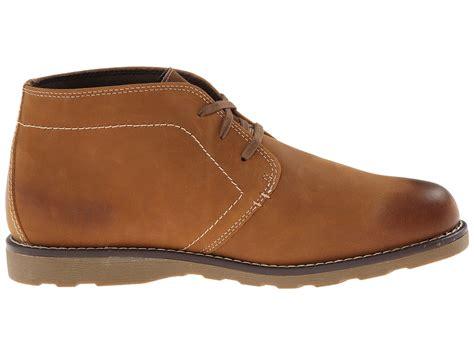 mens leather chukka boots new sebago reese leather chukka boots mens size 10 5 ebay