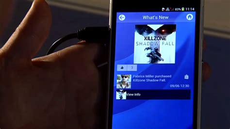 playstation 4 app sony mostra como ser 225 o playstation app na tgs critical hits