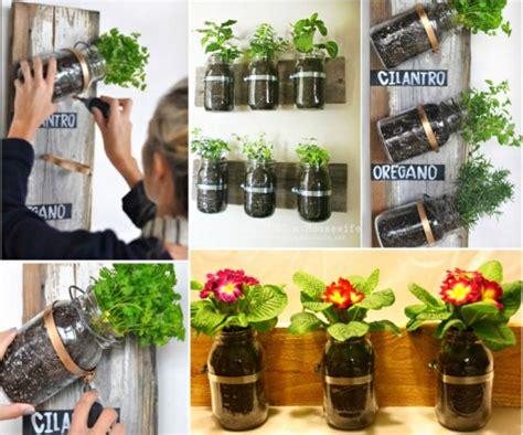 garden decoration jar diy jar herb garden ideas the whoot