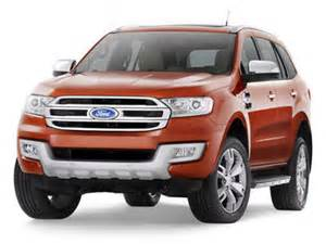 Ford Philippines Price Ford Everest For Sale Price List In The Philippines