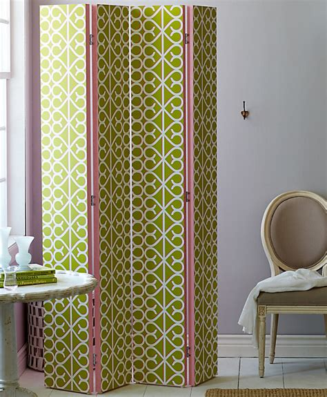 how to privacy in a room try our diy folding screen this weekend