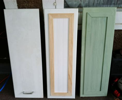 kitchen cabinet refacing the happy housewife home management - Kitchen Cabinet Doors Refacing